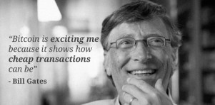 Bill Gates Bitcoin & Cryptocurrency Are The Future Of Money