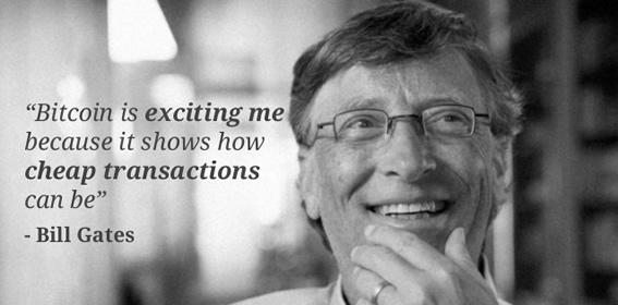 Bill Gates Bitcoin
