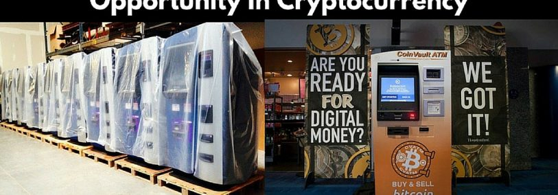 Bitcoin ATMs: A Growing Business Opportunity In Cryptocurrency
