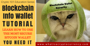 Blockchain Info Wallet How-To Use Guide [Crypto 101 Series]