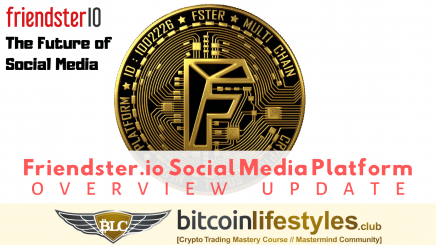 Friendster.io: The Future Of Social Media [Platform Overview by Caleb Wright]