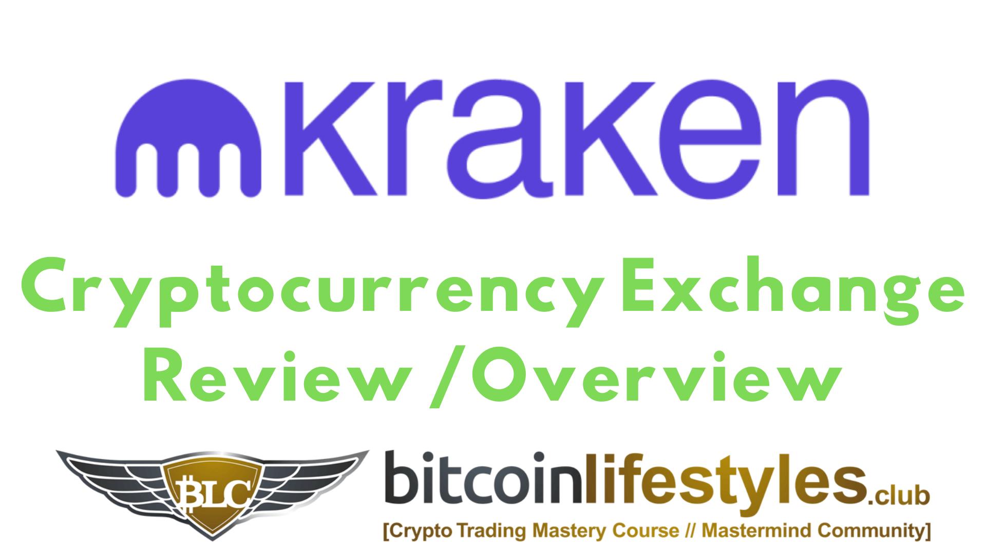 Kraken Digital Asset Exchange Review / Overview